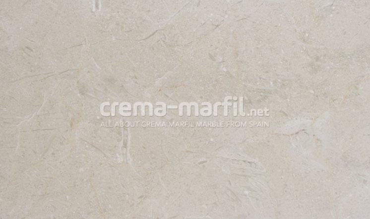 Crema Marfil marble honed