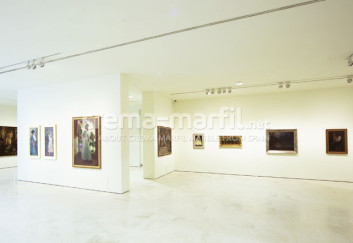 Crema Marfil flooring