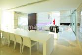 Crema Marfil interior flooring