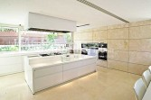 Crema Marfil kitchen