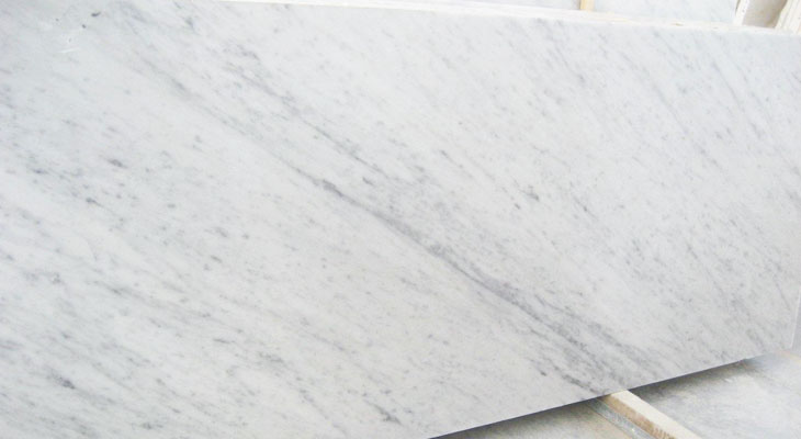 Bianco Carrara marble - Middle East